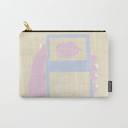 hand mirror Carry-All Pouch