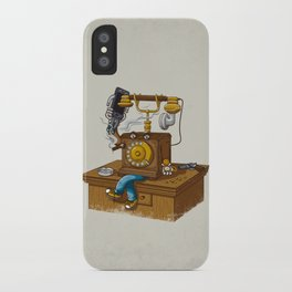 Criminal Business iPhone Case