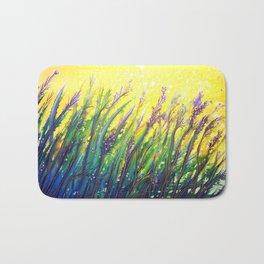 Button Grass Bath Mat