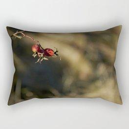 Fleshy Fruit Rectangular Pillow
