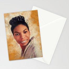 Nina Simone, Music Legend Stationery Cards