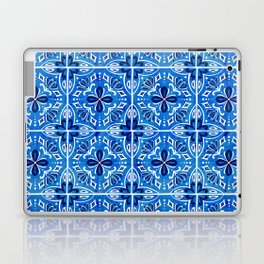 Sevilla - Spanish Tile Laptop & iPad Skin