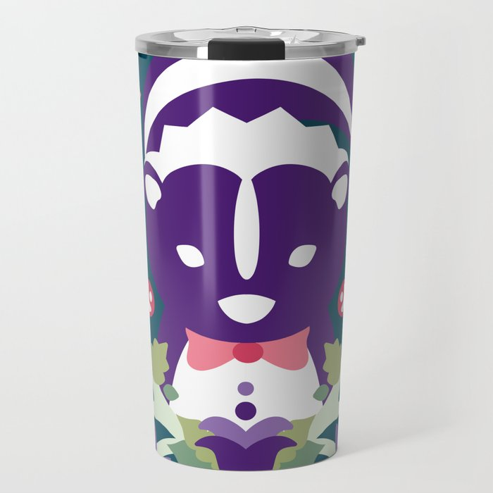 Baltimore Woods Skunk Travel Mug