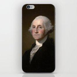 George Washington iPhone Skin