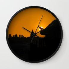 Pigeon Eclipse2 Wall Clock