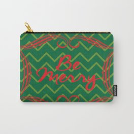 Be Merry Carry-All Pouch