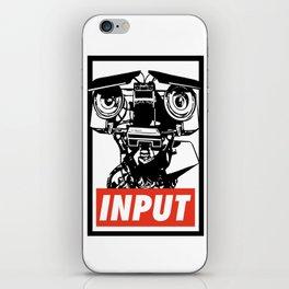 INPUT iPhone Skin