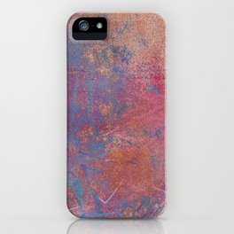Abstract No. 458 iPhone Case