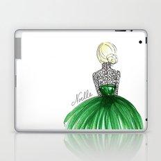 Emerald Dress Laptop & iPad Skin