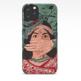 Ladkiyon Ki Badnami Hoti Hai iPhone Case