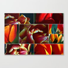 Summer collection Canvas Print