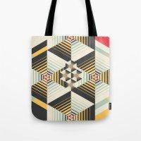 la Tote Bags featuring La Plus by Danny Ivan
