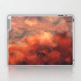 Angelic Descent Laptop & iPad Skin