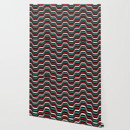 Color parametric pattern Wallpaper