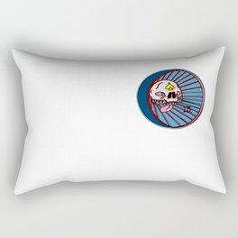 SKULLO Rectangular Pillow
