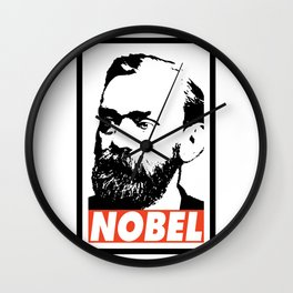 NOBEL Wall Clock