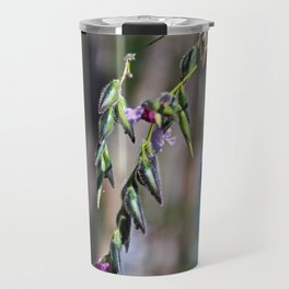 In Defiance of Winter Travel Mug