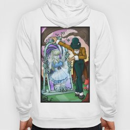 Through the Looking Glass... Hoody