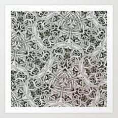 Tesselation 2 Art Print