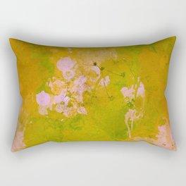Golden Salvation #society6 Rectangular Pillow