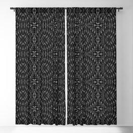 Tie-Dye Ikat Blackout Curtain