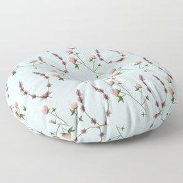 Clover & Lavender Floor Pillow