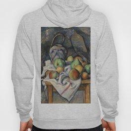 Paul Cézanne, Ginger Jar. For fine art lovers. Hoody