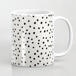 Vintage Dots Coffee Mug