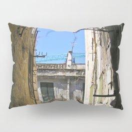 Antique Alley - Palermo - Sicily Pillow Sham