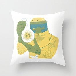 Vivarium? Throw Pillow
