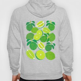 Lime Harvest Hoody