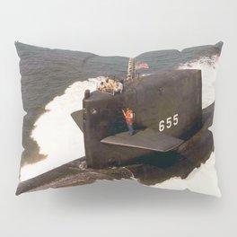 USS HENRY L. STIMSON (SSBN-655) Pillow Sham