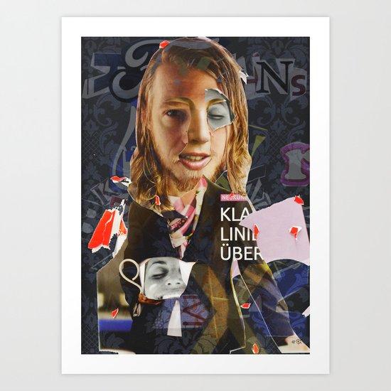 KaffeeKannenMann Art Print