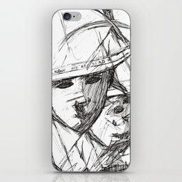 Now we're dead iPhone Skin