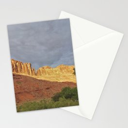 Cliff of Moab Stationery Cards