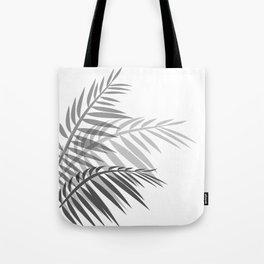 Leaves of palm tree leaves Tote Bag