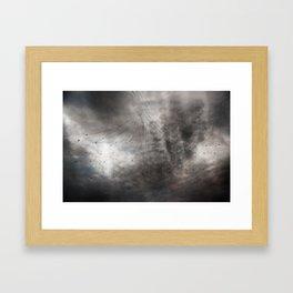 Flying Squad Framed Art Print