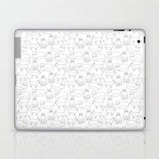 My sister's cats Laptop & iPad Skin
