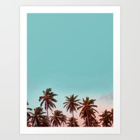 california Art Prints featuring California by 83 Oranges™
