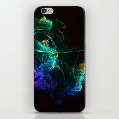 Falling into Abuss iPhone Skin