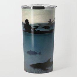 Sea Kayaking Travel Mug