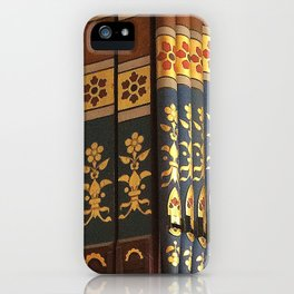 Colourful Music iPhone Case