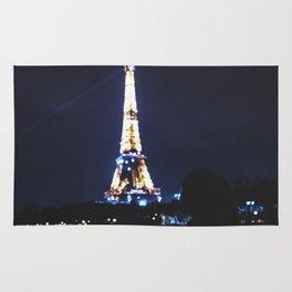 Night over Paris Rug
