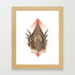 Our Body Framed Art Print
