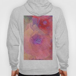 Floral Abstract 89 Hoody
