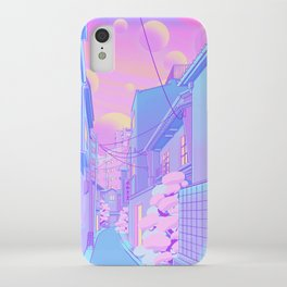 Osaka Morning iPhone Case