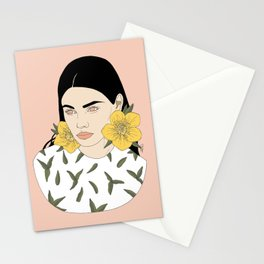 What's Up Buttercup? Stationery Cards