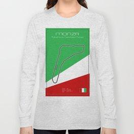 Monza Racetrack Long Sleeve T-shirt