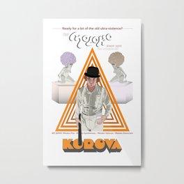 Try Moloko Metal Print