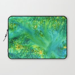 Bluegreen Dream Laptop Sleeve